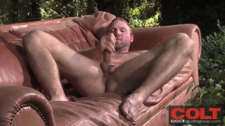 Tom Wolfe Beating Off Outdoors
