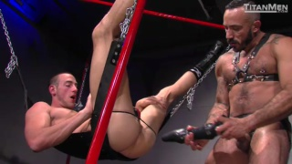 Titan Men's Ass Attack with Alessio Romera and Byron Saint