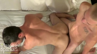 amateur barebackers in first-time fuck