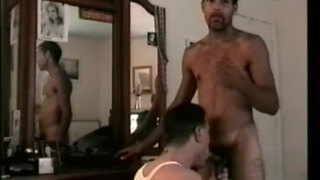 Enrique Gets Dick Sucked and Blows a Facial