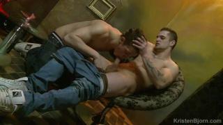 kristen bjorn's Lucas Pribyl and Milos Zambo