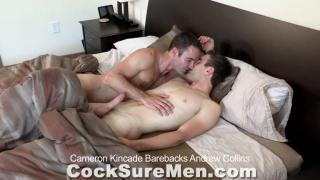 Cameron Kincade Barebacking Andrew Collins