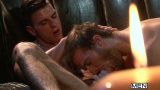 Paddy O'Brian & Gabriel Clark in Fallen