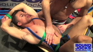 Bound Jocks Armand Rizzo And Dolan Wolf
