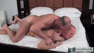 Randy Harden pounds Mason Garet's ass