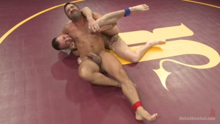 kirk cummings vs dominic pacifico at naked kombat