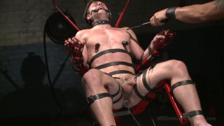 gymnast heads in the dungeon