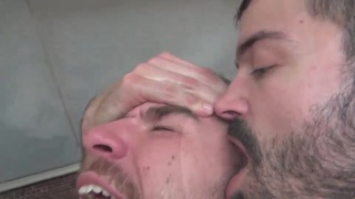 daddies playing with horse-hung furry guy