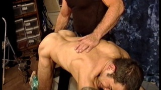 derek endures a CBT session