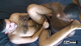 black top fucks an hairy arab bottom