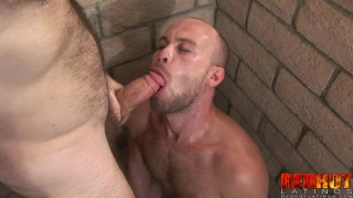 Deep Throating Before Getting Fucked