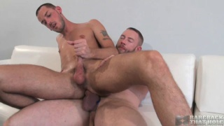 gio ryder riding shay michaels' raw bone