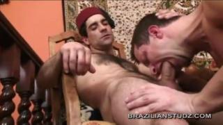 3 arabian studs fucking around