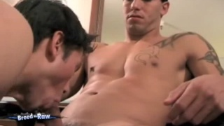 Hot men fucking bareback