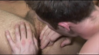College guys suck and fuck hard and deep