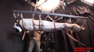 slave in suspension bondage