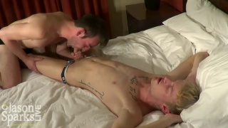 bareback guy fuck in omaha hotel