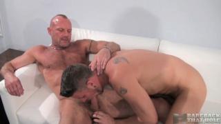 Christian Matthews bottoms for Chad Brock