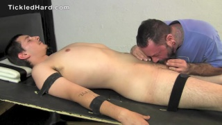 stud tickled from head to toe