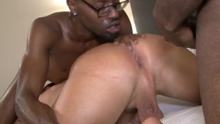 hung black dudes dicking white bottom