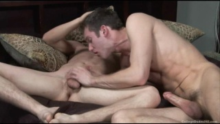 Deep throat and deep fuck