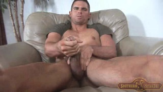 lance masters has a thick cock