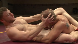 naked wrestlers eli hunter and doug acre