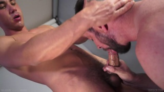 cumhound shane blows jay brix