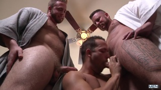 luke adams gets used by his two daddies