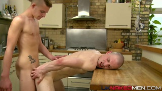 alex silvers tops jason domino over kitchen counter