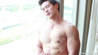 peter fever jacking off in shanghai