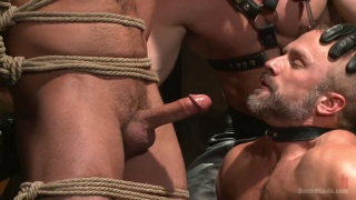 house dom trenton ducati has two subs in his dungeon