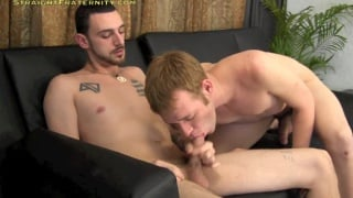 buddies suck cock and jack off together