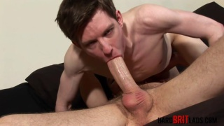 Kayden Gray fucks Ryan Westwood