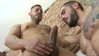 Cody and Viktor hook up online
