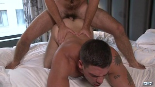 Jimmy Fanz fucks derek atlas