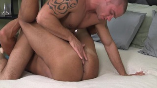 addison has sucked dick before, but this is his first anal