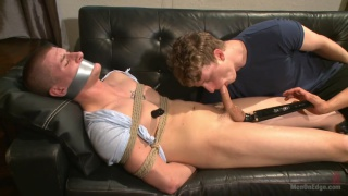 brendon scott tied up and edged