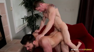 abel archer bottoms for markie more in casting video