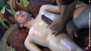 kinda bisexual jonas gets prostate massage