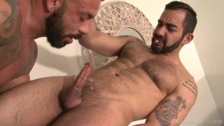 hairy euro hunks hungry for each other