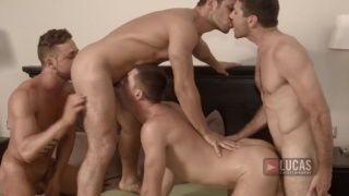 dato foland's bareback top debut in fourway