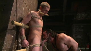 zane anders get bamboo torture session