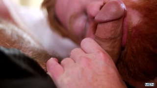 Bennett Anthony fucks Dirk Caber