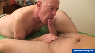 Andy Macho is always looking for hole to fill