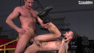 nick capra fucks furry bottom mike de marko