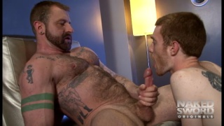 Hotel Hook-Up Episode 1 - Daddy's Boy