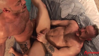 bruno fox fucks muscle hunk samuel colt