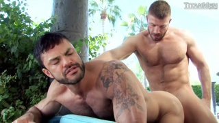 rogan richards bottoms for hunter marx