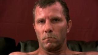 scruffy man rick masturbating